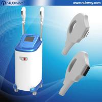 new design high quality ipl shr fast hair removal from Nubway for sale