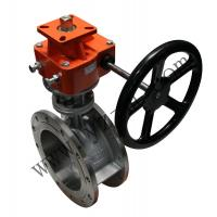 Wholesale LH series decluch gear override, gearbox for butterfly valve, ball valves from china suppliers