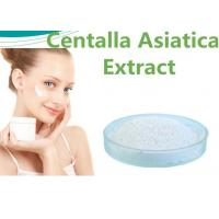 Wholesale Anti Oxidation Centella Asiatica Extract Powder , Skin Repair Gotu Kola Extract Powder  from china suppliers