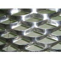 Wholesale Aluminium Decorative Expanded Metal Panels Diamond Mesh For Ceiling from china suppliers