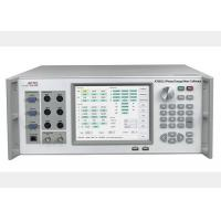 Wholesale Frequency / Harmonics Power Standards 50A , Power Monitoring Equipment from china suppliers