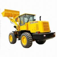 Buy cheap Wheel loader with 3.6T rated load from wholesalers