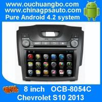 Wholesale Ouchuangbo car stereo Chevrolet S10 2013 with auto radio gps navigation iPod OCB-8054C from china suppliers
