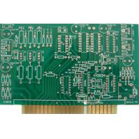 Buy cheap Four Layer Board with Gold Finger from wholesalers