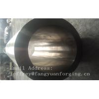 Wholesale St52-3 forged steel rings Hot Rolled Sleeve Forged Cylinder 3000mm length from china suppliers