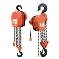 Buy cheap DHS electric chain hoists, constructive lifting hoist from wholesalers