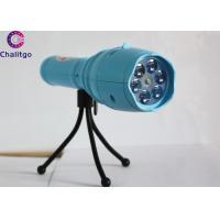 White Decorative Projector Lights Handheld Flashlight For Bedroom Optional Color