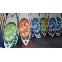 Wholesale Inflatable Standup Paddleboard 12 Feet , Attractive Custom Paddle Boards With EVA Pad from china suppliers