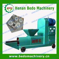 Buy cheap sawdust briquette charcoal making machine from wholesalers