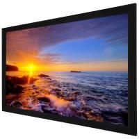 Buy cheap 120 Inch Fixed Projector Screen , Fixed Frame Projection Screen For Business Presentations from wholesalers