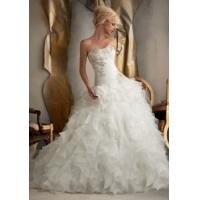Wholesale China Wedding Dress / 2014 Organza Ball Gown Bridal Wedding Dresses from china suppliers