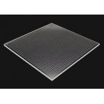 China Laser Dot LGP Acrylic Light Guide Panel 92% Transmittance Abrasion Resistant for sale