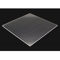 Wholesale Laser Dot LGP Acrylic Light Guide Panel 92% Transmittance Abrasion Resistant from china suppliers