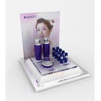Wholesale Cosmetic Display Shelves Skin Care Products Display Pmma With Gloss Surface from china suppliers