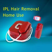 Wholesale Red Color Home Beauty Equipment Machine , IPL  Armpit Hair Removal Machine from china suppliers