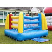 Wholesale Customized Size And Color Inflatable Mini Boxing Ring For Kids With 2 Sets Boxing Gloves from china suppliers