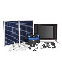 Buy cheap Economical Solar Power Home Kits , Karaoke Function Solar Power For Domestic Use from wholesalers