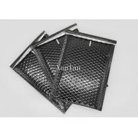 China Shiny And Matte Black Padded Envelopes, DVD Poly Mailers Shipping Envelopes on sale