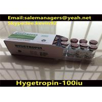 Injectable Hygetropin Hgh Weight Loss Hormones Cas 96827-07-5 For Fat Mobilization
