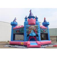 Wholesale waterproof commercial jumping Inflatable Bouncer , Kids Bouncy Castle from china suppliers