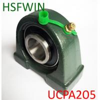 Cast Bearing Seat Pillow Block Bearings , Easy To Install Insert Ball Bearing