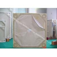China 108C PP Polypropylene Filter Fabric Hydrolysis Resistance For Liquid Filtration on sale