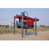 Wholesale DTH Drilling Water Well Drilling Rig Mounted on Truck With Maximum hoist capacity 20 tone from china suppliers