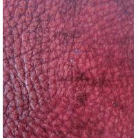 Wholesale Synthetic Leather Sofa Cloth 1.6mm Thickness Genuine Leather Handfeeling for Furniture from china suppliers