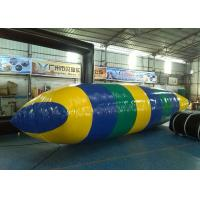 Wholesale Crazy Giant Inflatable Water Toys , Water Blob Trampoline for Adults from china suppliers