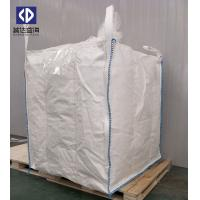 Wholesale Chemical Jumbo Bulk Bags 1 Ton Container Big Bag Top Spout 40 X 50cm White Color from china suppliers