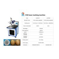 China High quality Marking machine  Co2 Laser Marking Machine 100W Water Cooled For Acrylic Board for sale