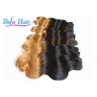 Wholesale Tangle Free Brazilian 20-22 inch Ombre Remy Hair Extensions For Dream Girl from china suppliers