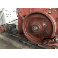 China Big Cavity Industrial Jaw Crusher High Efficiency Stable Performance for sale