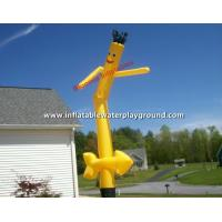 Wholesale Durable Rip Stop Nylon Advertising Wacky Waving Inflatable Tube Man With Arrow from china suppliers