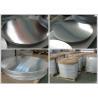 Buy cheap PVC Decoration Aluminium Round Discs Flat Plate Aluminium Round Sheet from wholesalers