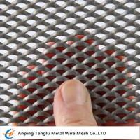 Wholesale Aluminum Expanded Security Window Screen  Opening 2 mmX3 mm from china suppliers