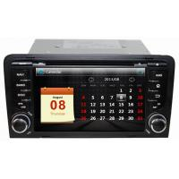 Wholesale Ouchuangbo In Dash DVD Stereo Radio for Audi A3 2003-2011 GPS Navigation Audio Player USB iPod OCB-7012A from china suppliers