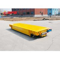 Wholesale Factory Operated Conveniently Towed Transfer Trailer Equipped With Bridge Crane from china suppliers