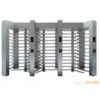 Wholesale Automatic Stainless Steel Luxury Full Height Turnstiles Gates For Parking Facilities from china suppliers