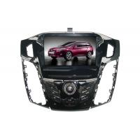 Wholesale Windows CE 6.0 Ford Focus 2012 Navigation System Single Din DVD Player from china suppliers