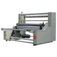 Wholesale Single mode Auto Winder non woven machines Online cutting , automatic roll changing from china suppliers