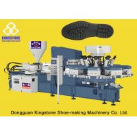 Wholesale Plastic / Canvas Shoe Sole Making Machine 10 / 12 Stations 2 Years Gurantee from china suppliers