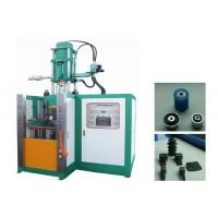 Buy cheap Remote Control Rubber Injection Moulding Machine , 400 Ton Hydraulic Rubber Moulding Machine from wholesalers
