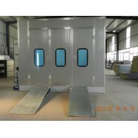 China Portable Infrared Car Spray Booth 17.5KW For Home Garage , Motorcycle on sale