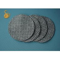 Wholesale Anti - Slip Non Woven Felt Fabric , Polyester Felt PVC Dot Coated Acupuncture from china suppliers