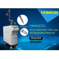 Wholesale 1064 nm nd yag q switched laser for tattoo removal / Ota ' s Nevus Skin Tag Removal from china suppliers