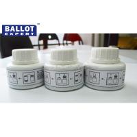 Quality 50ml Indelible Election Ink For Marking On A Finger Customized Colour for sale