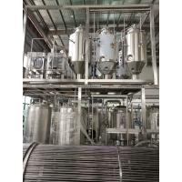 Industrial Mini Craft Beer Machine Energy saving With Stainless Steel Tanks for sale