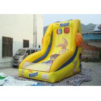 Wholesale Commercial Giant Inflatable Basketball Hoop For Kids Inflatable Games from china suppliers