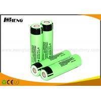 Wholesale Panasonic 18650 Lithium Ion Batteries NCR18650B 3400mah 3.6v from china suppliers